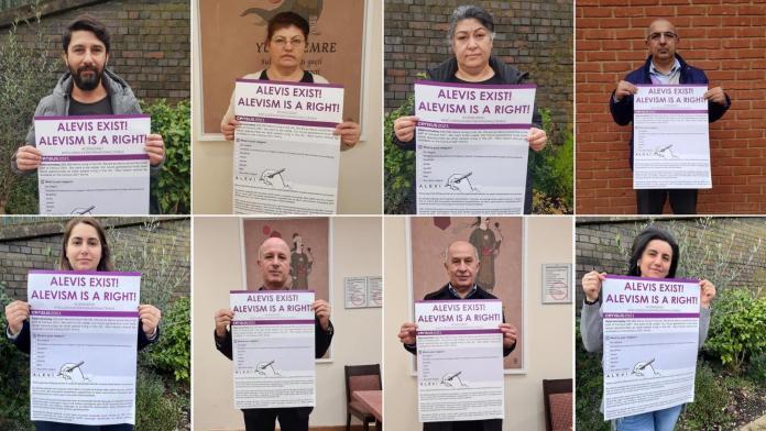 İngiltere'de 21 Mart Nüfus Sayımı öncesi Aleviler, 'Biz de varız' dedi