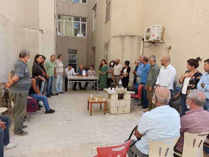 DAD Adana Şubesi 3. Olağan Kongresini gerçekleştirdi