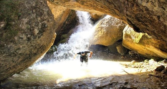 Zopzop Mağarası doğaseverlerin uğrak mekanı