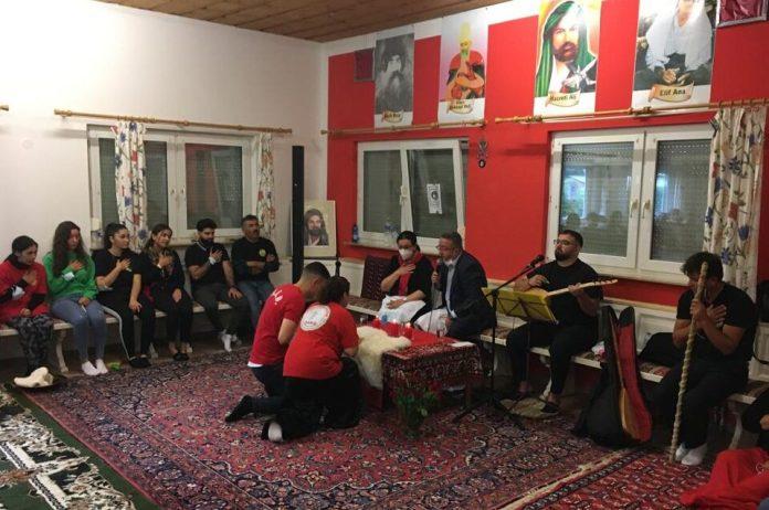 Freiburg Alevi Kültür Dergahı'nda Yası Muharrem Cemi yürütüldü