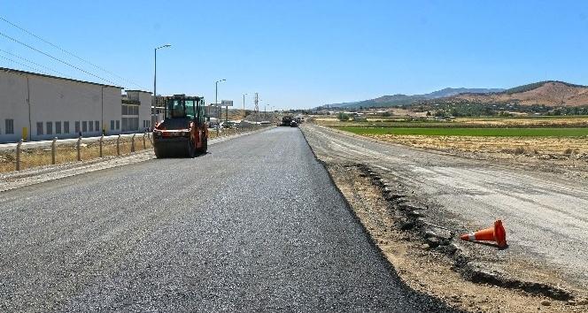 Türkoğlu yeni bulvara kavuşuyor