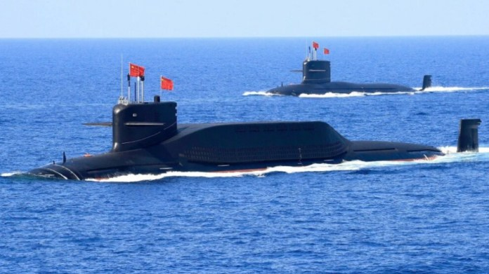 ABD, İngiltere ve Avustralya, Çin'e karşı askeri ittifak kurdu