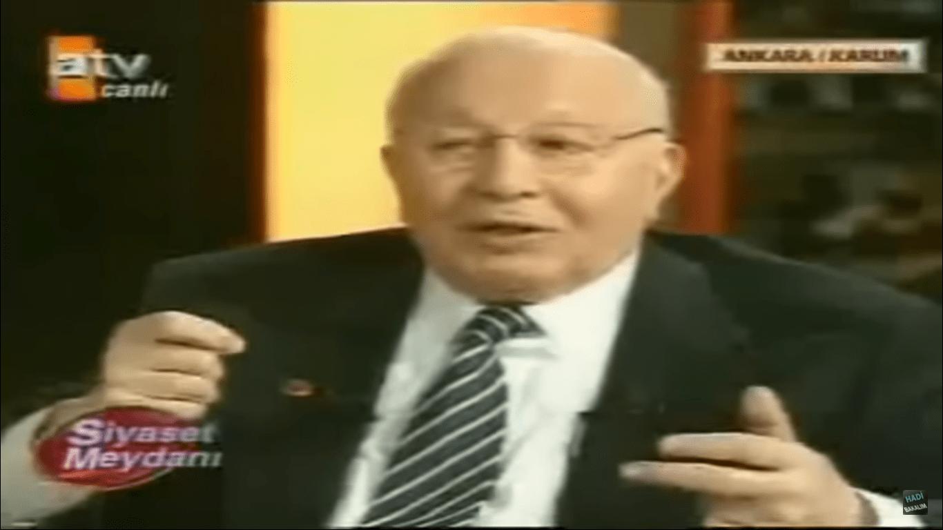 Erbakan'ın Şeker Fabrikaları Hakkındaki Açıklaması