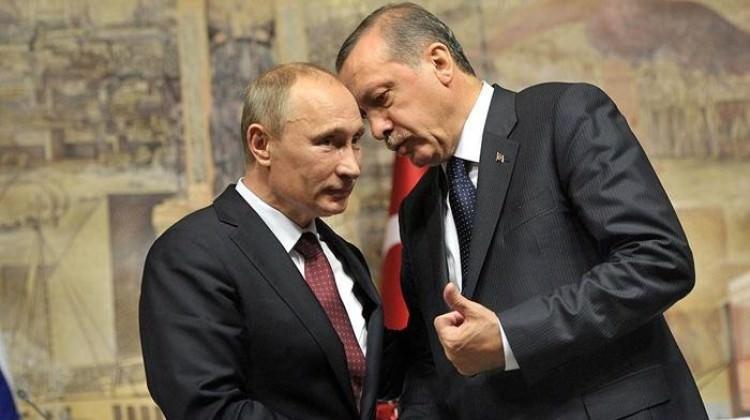 Araplar manşetlerine taşıdı! Erdoğan ve Putin…