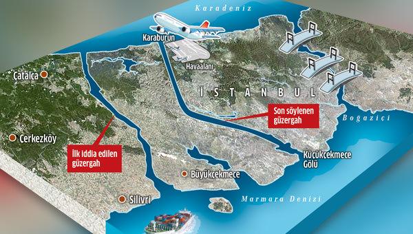 """""""Kanal İstanbul Yapılırsa İstanbul Çürük Yumurta Gibi Kokacak"""""""