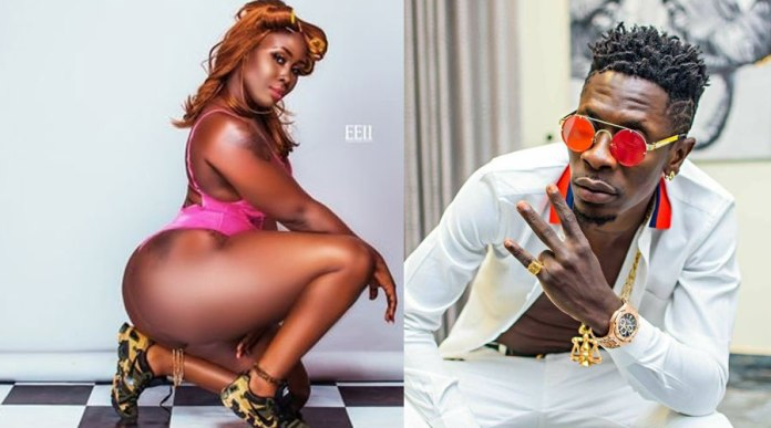 Goddess-Ginger-and-Shatta-Wale