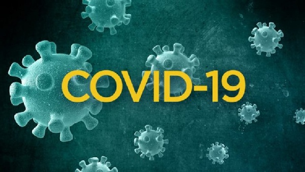COVID-19: Ghana's case count hits 8,548