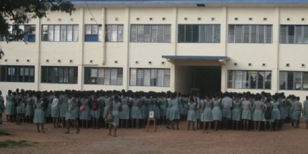 COVID-19: Accra Girls Senior High School Students In Fear After Recording 5 Positive Cases - Check Out The Current State Of The Remaining Students