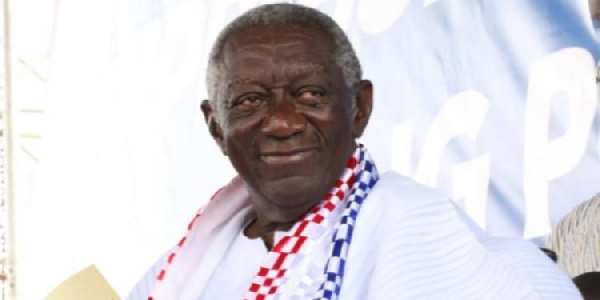 Kufuor moved to new Peduase residence; not in isolation – Spokesperson