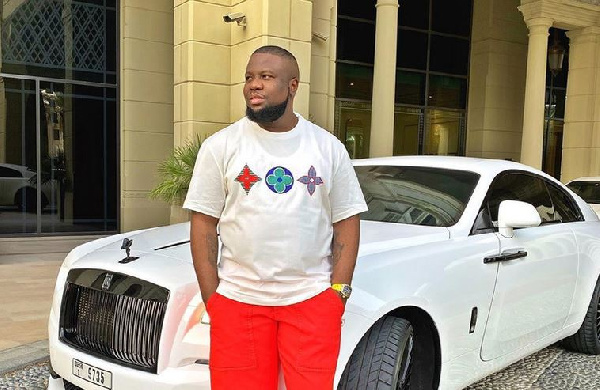 Hushpuppi is a genius, I will keep a frame of him - Nigerian Music Executive