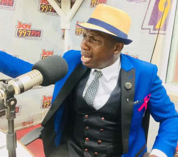 My 'rape enjoyment' statement was misconstrued, taken out of context – Lutterodt apologizes