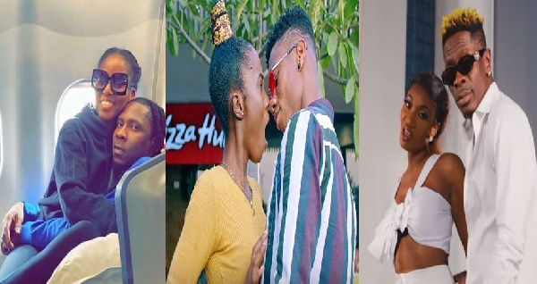 4 Ghanaian Celebrities Rumored Dating - Check out