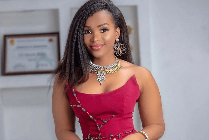 Benedicta Gafah speaks about her alleged marriage