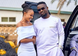 Check Out Akuapem Poloo's First Post After Meeting Sarkodie - Is She Really Telling The Truth