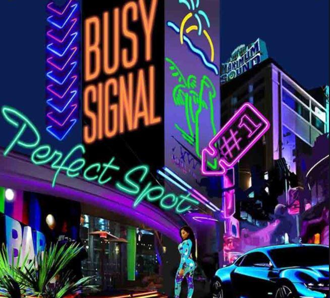 Busy Signal – Perfect Spot (Prod by Frenchie)