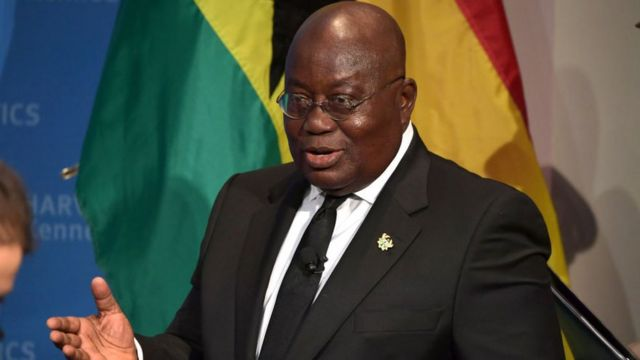 I'm unaware of any intimidation at registration centres – Akufo-Addo