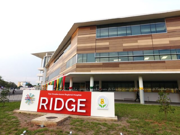 Ridge Hospital suspends two staff for administrative malpractice