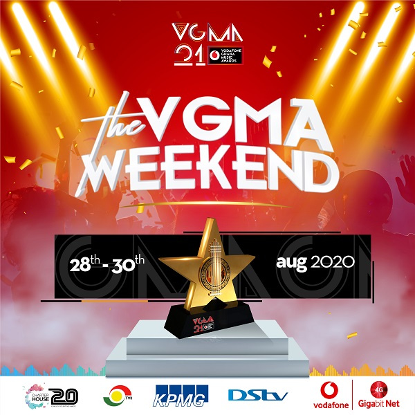 VGMAs comes off this weekend