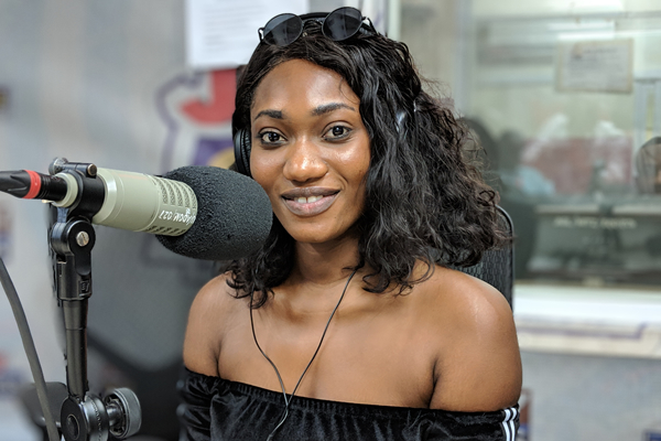Wendy Shay preaches peace ahead of election 2020, tasks NDC and NPP to spread love