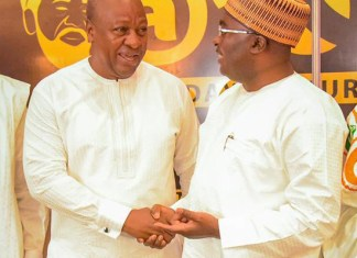 Mahama has no vision & credibility, are we really going back for incompetence? - Bawumia
