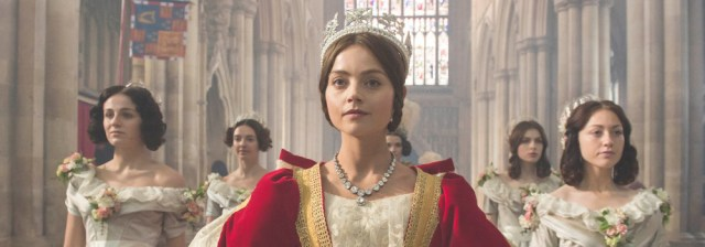 Victoria - largely filmed at Castle Howard