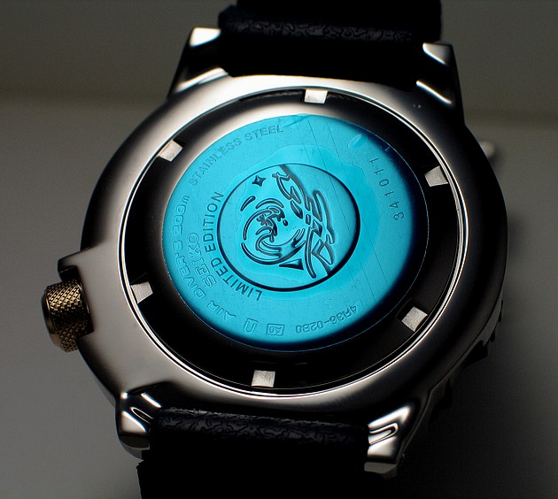100 Years of Watchmaking Limited Edition Monster - SRP455K (5/6)