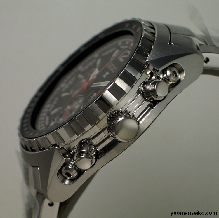 Seiko Prospex Solar Chronograph - SSC261P (6/6)