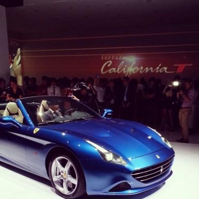 Ferrari California T Launch 1