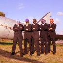 "Watch the ""Space Mosquito"" music video from Los Straitjackets' upcoming album JET SET now from Guitar World."
