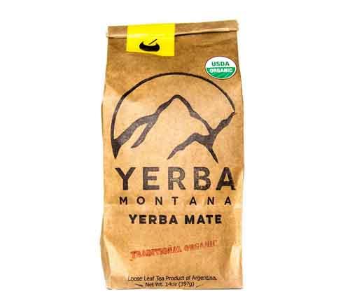 Traditional Organic Yerba Mate - Yerba Montana