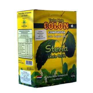 colon stevia