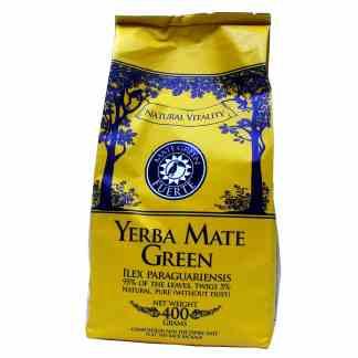 yerba mate green fuerte