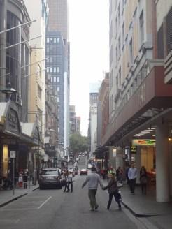 Little Collins Street, Melbourne CBD