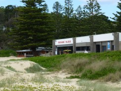 The SLSC at Tathra