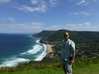 Me and view into Stanwell