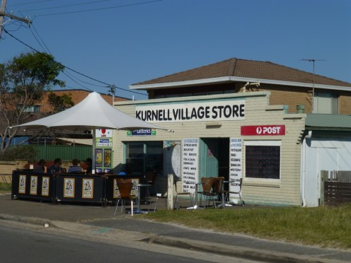 The village shop at Kurnell