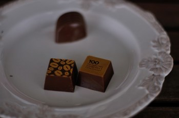 """Some of the chocolate at the Robyn Rowe """"Chocolate d'Or"""""""