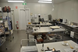 """This is where the magic happens at the Robyn Rowe """"Chocolate d'Or"""""""
