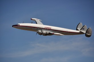 ... and it a Lockheed Super Constellation or Connie