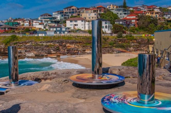 Coast Totem by Linda Matthews, NSW
