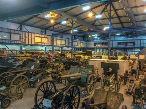 Loads of field artillery