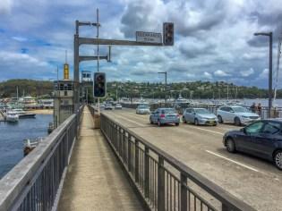Crossing Spit Bridge