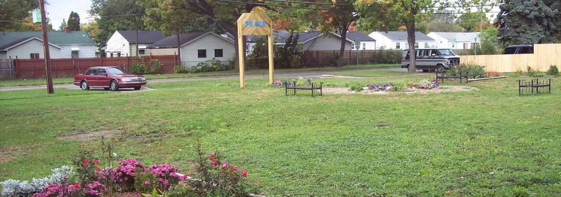 Rosa Parks Peace Park