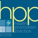 Logo for the Health Promotion Practice (HPP) Journal