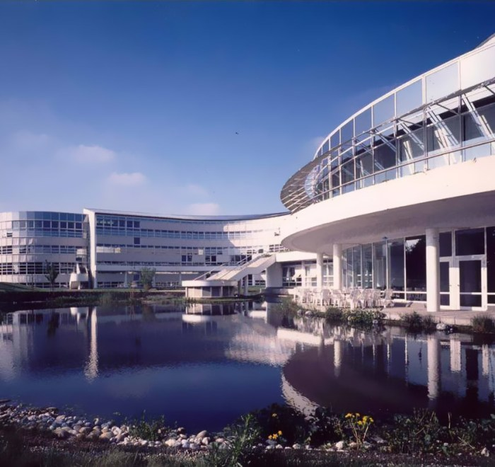 Procter & Gamble offices in Strombeek-Bever
