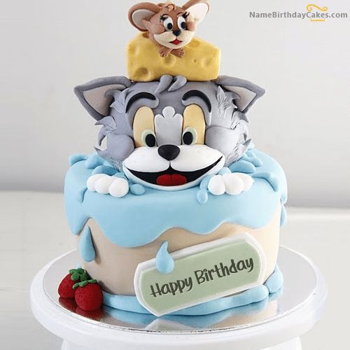 Birthday Quotes Happy Birthday Cake With Name Free Download