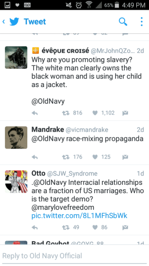 The insecure racists of Twitter have struck!