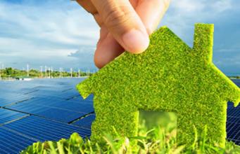 solar panel banner