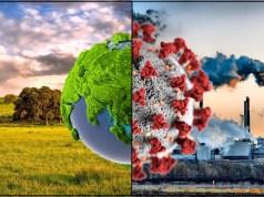 İklim değişikliği ve COVID-19 benzeri salgın hastalıklar