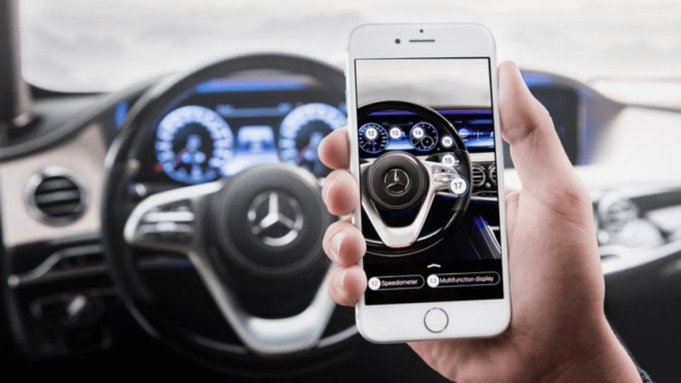 Ask Mercedes